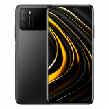 Xiaomi Poco M3 4/128Gb Черный Global Version