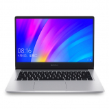 Ноутбук RedmiBook 13 i5-10210U, 8GB, 512GB, NVIDIA GeForce MX250 2GB Серебристый