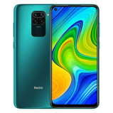 Xiaomi Redmi Note 9 4/128Gb Зеленый Global Version